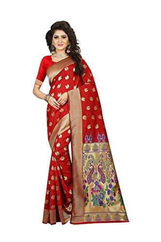 Da Facioun Indian Sarees For Women Wedding Designer Party Wear Traditional Sari. Da Facioun Saris Indiens Pour Les Femmes Portent Partie Concepteur De Mariage Sari Traditionnel. Maroon 9 Marron 9
