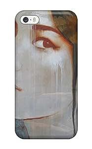 Hot Design Premium PgFAxkk9916BETER Tpu Case Cover Iphone 5/5s Protection Case(oriental)