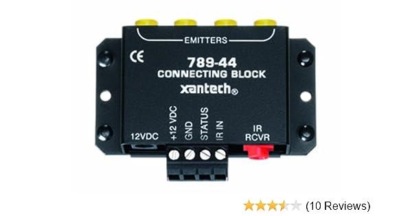 Amazon.com: Xantech 78944 Four Way Signal Spliter: Home Audio & Theater