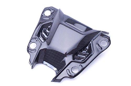 Bestem CBYA-FZ07-HLTC Carbon Fiber Top Headlight Cover (Yamaha ()