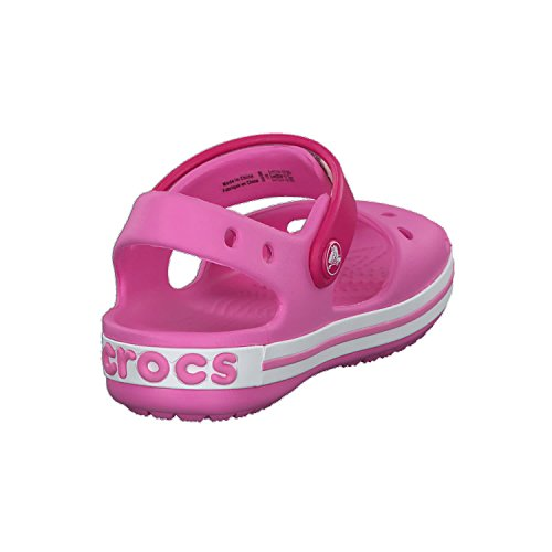 Sandal Unisex Crocs Crocband Kids Rosa Bambini – 5qq8gtw