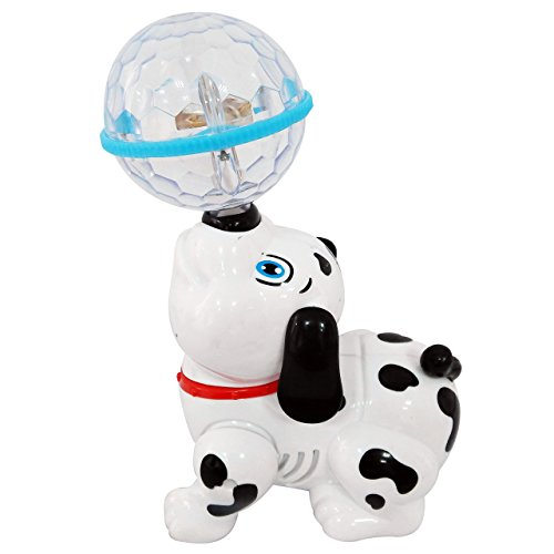 Chip Robot Dog Cute Electric Sky Stars Robot Puppy Music Toy Chip The Dog by Magical Imaginary