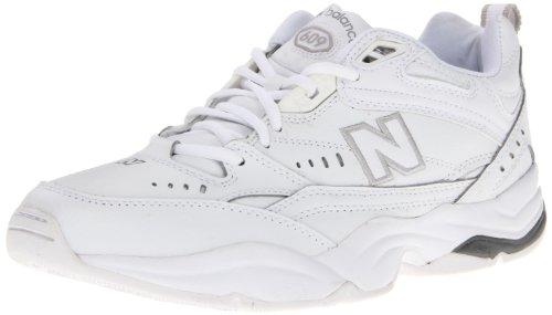 new balance 609. amazon.com | new balance men\u0027s m 609 (white/navy 9.0 b) fitness \u0026 cross-training new balance a