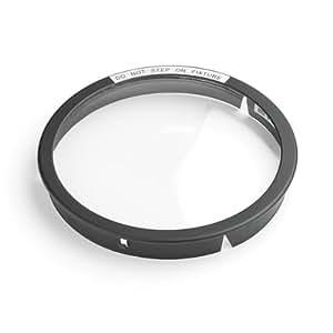 Kichler 15689BK Heat Resistant Lens