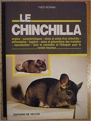 Book's Cover of Le chinchilla (Français) Broché – 18 novembre 2000