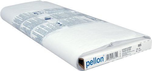 Pellon 805 Wonder Under Fusible Web- 17 Inch W x 35yds White