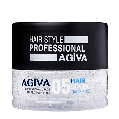 Agiva Hair Styling Gel 05 Wet Look 24oz (Best Product For Wet Hair Look)