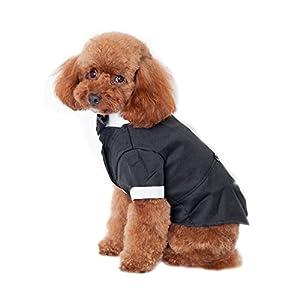 Keysui-Mascotas-fiesta-traje-Formal-traje-ropa-abrigo-para-perros-ropa