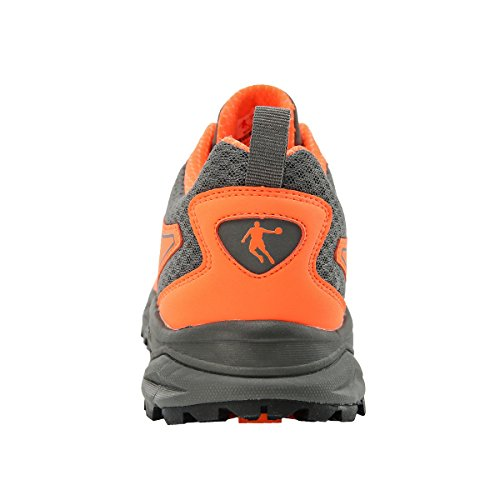 Running Grey XM1560255 Mehrfarbig Orange Qiaodan Speed Men's Shoe Performance q0Ht1