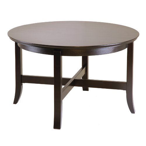 Winsome Wood Toby Coffee Table (Dark Espresso Coffee Table)
