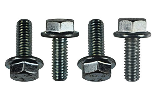 Lsx Fuel Rail - BOLT KIT ONLY for - LS Fuel Rail - Hex Flange Bolts LS1 LS3 LS2 LSX LQ4 LR4