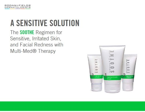Rodan and Fields Soothe Regimen for Sensitive, Irritated Skin and Facial Redness by Rodan + Fields
