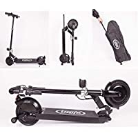 Glion Dolly Foldable Lightweight Adult Electric Scooter w. Premium Li-Ion Battery