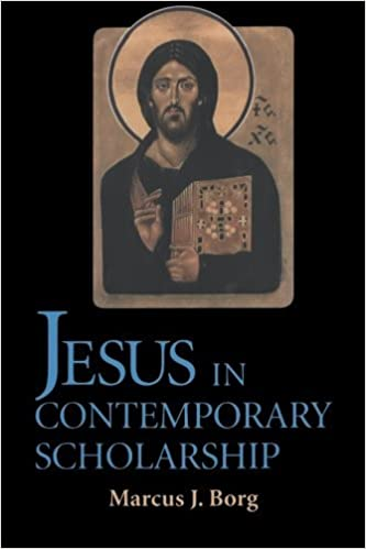 Book Jesus in Contemporary Scholarship by Marcus J. Borg (1994-08-01)