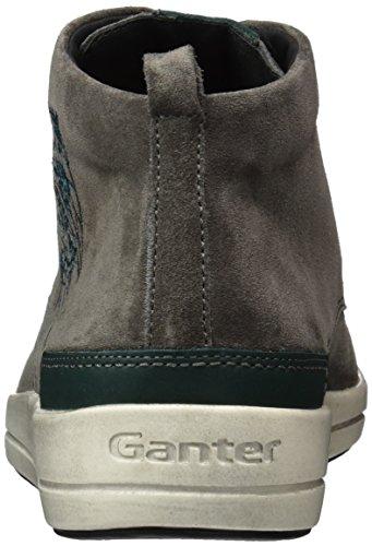 g Stivaletto a Ganter Petrol Giulietta Donna Graphit Pantofole Grau fIwB5tqBx