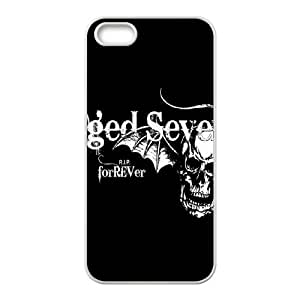 DIY Printed Avenged Sevenfold cover case For iPhone 5, 5S BM5900087
