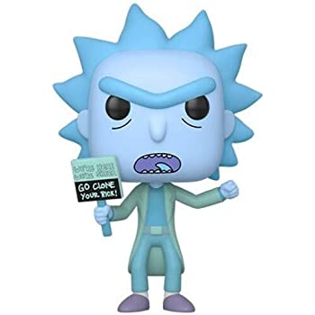 Dr Funko Pop Rick and Morty Xenon Bloom Glow in the Dark #570 Exclusive