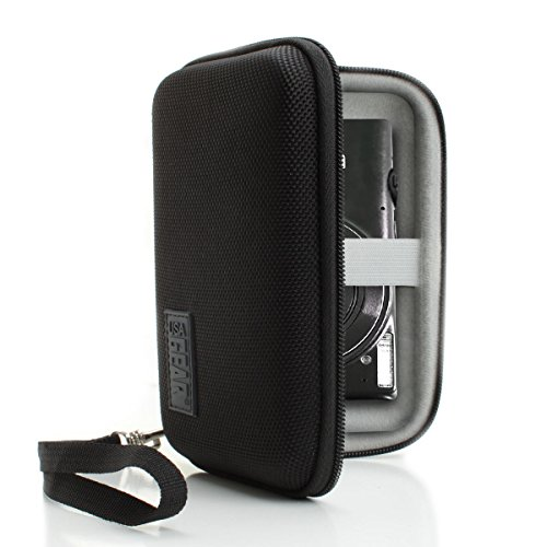 Hard Shell Compact Camera Case for Canon PowerShot ELPH 350