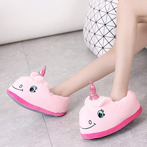 Di Casa Weiwei Pantofole Cotone Wei Morbide Del Calde A1 Fumetto Peluche Antiscivolo EHE8FqcWAr