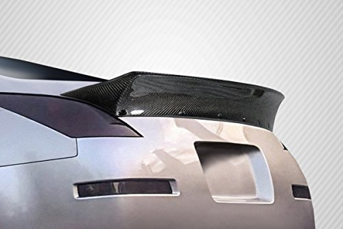 Carbon Creations ED-FVK-868 RBS Rear Wing Spoiler - 1 Piece Body Kit - Compatible For Nissan 350Z 2003-2008