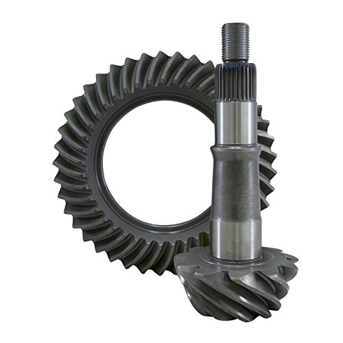 Yukon Gear & Axle (YG GM8.5-456) High Performance Ring & Pinion Gear Set for GM 8.5/8.6 Differential ()