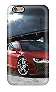 Iphone 6 Case, Premium Protective Case With Awesome Look - Audi R8 Tdi Le Mans Concept