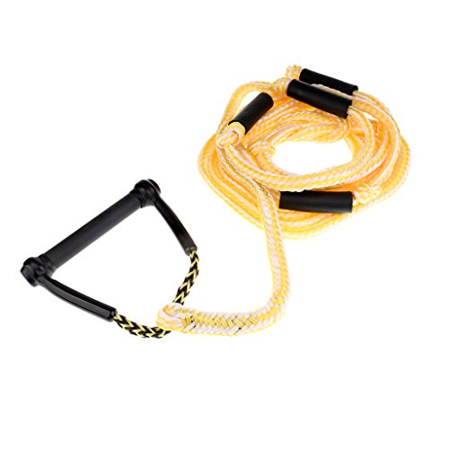 41RO574r2XL magideal 24ft water ski rope water sports tow harness rope with