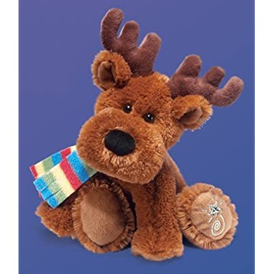 Russ Shining Stars Plush - REINDEER (limited edition): Toys & Games