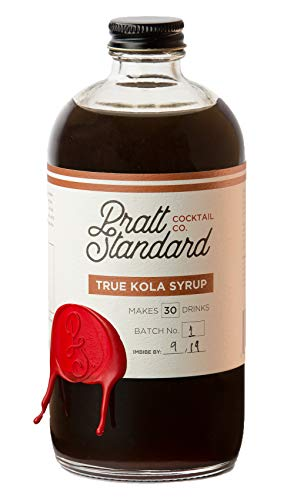 ail Company Old Fashioned Authentic Kola Syrup for Cocktails, 16 oz ()