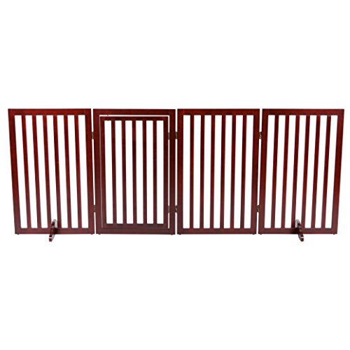 Trixie Pet Products Convertible Wooden Dog Gate Review