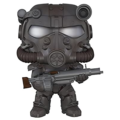 Funko Pop Games: Fallout 4-T-60 Power Armor Action Figure: Funko Pop! Games:: Toys & Games