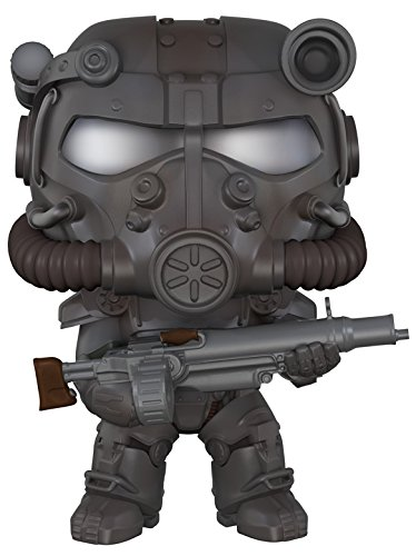 Funko Pop Games: Fallout 4-T-60 Power Armor Action Figure (Best Fallout 4 Power Armor)