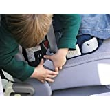 Car Seat Buckle Guard for Children - Keep Your Child from Unbuckling the Seat Belt Button in Your Car! 2-pack (4 pcs)