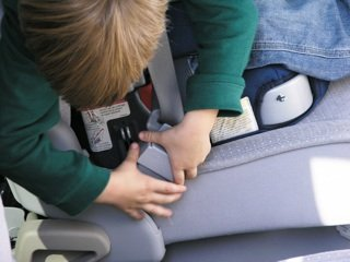 Car Seat Buckle Guard for Children 4-pack (8 pieces)
