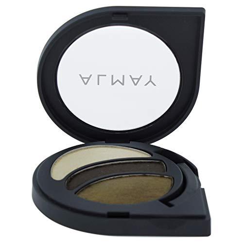 Almay Intense I-color Powder Shadow - 115 Hazels By Almay for Women - 0.2 Oz Eye Shadow, 0.2 Oz (Best Eyeshadow For Hazel Eyes)