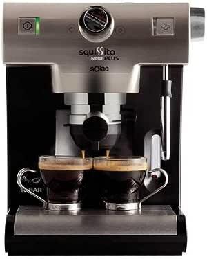 Máquina de café expresso New Squissita Plus CE4551- acero ...