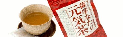 Satsuma thou beans healthy tea (sword bean) 30 follicles (domestic of beans) 3 box set by HEALTH TEA