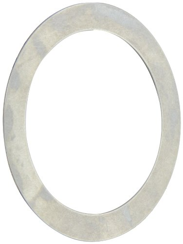 1 Thrust Washer (Koyo AS80105 Thin Thrust Roller Bearing Washer, Metric, 80mm ID, 105mm OD, 1mm Width)