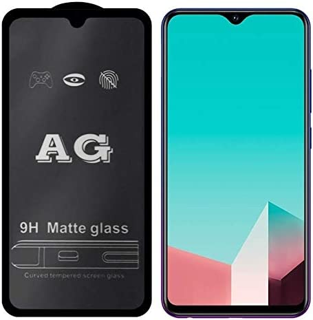 Toughened Protective Film for Mobile Screen 25 PCS AG Matte Frosted Full Cover Tempered Glass for Vivo Z5x yf