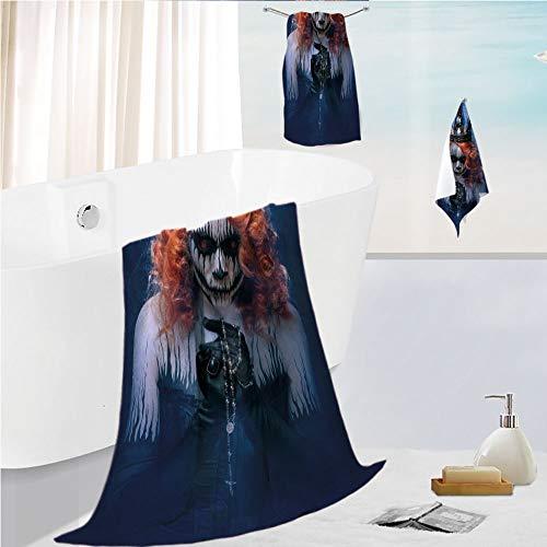 iPrint Bath Towel 3 Pieces Hand Towels Set