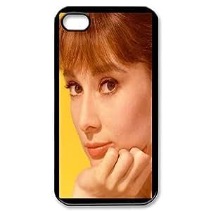 Generic Case Audrey Hepburn For iPhone 4,4S 445C6T8687
