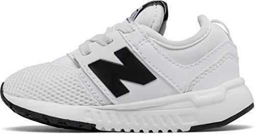 Blanc Enfant Ka247ppi noir New Balance Sneaker xTUnq6UYw
