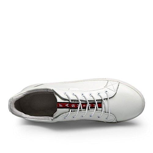 Bianco LH0018 Uomo White 40 Sneaker Minitoo LHEU P6qSII