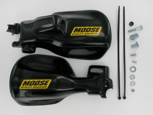 Moose Atv - Moose Racing ATV Handguards - Black