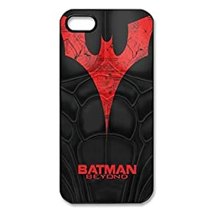 Batman Beyond Image Protective iphone 5S / iPhone 5 Case Cover Hard Plastic Case For iPhone 5 5S