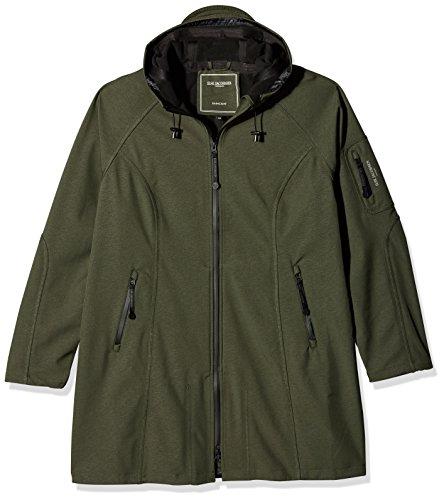armyvert410 Jacobsen Vert Veste Femme Rain37 Ilse Sq1BzXww
