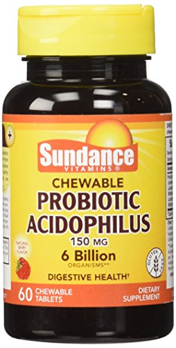 Sundance Chewable Probiotic, 60 Count