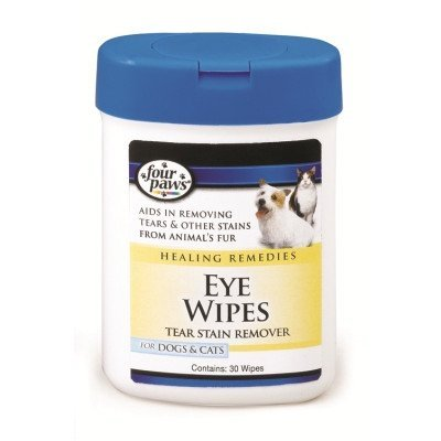 Eye Wipes F/ Dogs & Cats by Four Paws ()