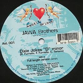 Jawa Vinyl (Jawa Brothers / Dixie Jokes