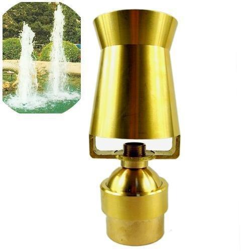 NAVA3.0'' DN80 Brass Ice Tower Cedar Snow Pine Cascade Fountain Nozzle Pond Spray ~ITEM #GH8 3H-J3/G8342920
